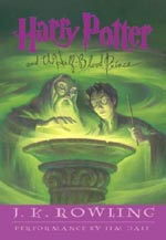 Harry Potter and the Half-Blood Prince - Audio Cassette